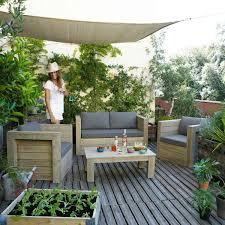 Banquette De Jardin 2 Places En Bois JARDIN Garten Terrasse Et