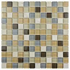 merola tile tessera square river 11 5 8 in x 11 5 8 in x 8 mm