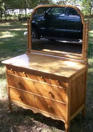 spectacular birdseye maple furniture antique dresser made in