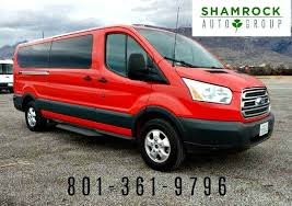 2017 Ford Transit Wagon For Sale In Pleasant Grove UT