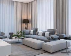 Modern Curtains For Living Room Pictures by Depiction Of Interior With Sheer Curtain For Undisguised Outdoor