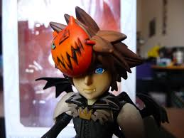 Sora Halloween Town Play Arts Kai by 17 Best Halloween Town Sora Cosplay References Images On Pinterest