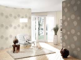 tapeten trends fürs wohnzimmer