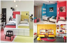 Cool Kids Room Design Ideas for Two