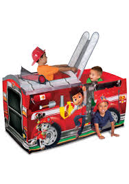 Paw Patrol Fire Truck Marshall Play Tent