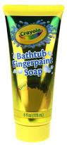 Finger Paint Bath Soap by Crayola Bathtub Fingerpaint Soap Hy Vee Aisles Online Grocery