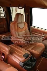 King Ranch Style Truck Interior Conversion | Products I Love ...