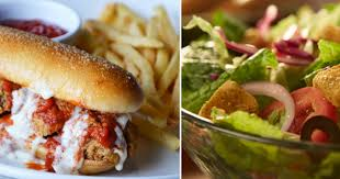 Olive Garden Lunch Duos bo ONLY $6 99 es w Unlimited Soup