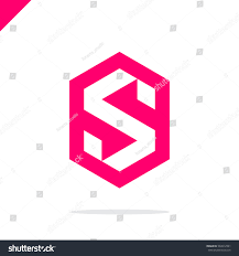Business Corporate Letter S Logo Design Stock Vector