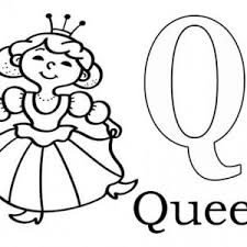 Sweet Inspiration Letter Q Coloring Pages Page For Preschool Kids Bulk Color