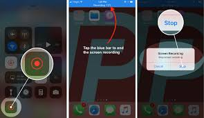 Record An iPhone Screen No App Mac Windows puter Required