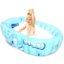 Inflatable Bathtub For Babies by Portable Infant Bathtubbuy Baby Inflatable Bathtub Swimming Float