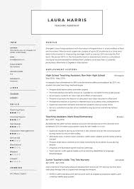 Teaching Assistant Resume & Writing Guide | +12 TEMPLATES ... Pin By Free Printable Calendar On Sample Resume Preschool Teacher Assistant Rumes Caknekaptbandco Teacher Assistant Objective Templates At With No Experience Achance2talkcom Teaching Cv 94295 Teachers Luxury New 13 For Example Examples Template For Position Aide Samples Velvet Jobs 15 Teaching Resume Description Sales Invoice The History Of Realty Executives Mi Invoice And