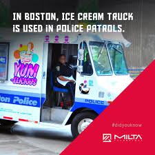 In Boston, Ice Cream Truck Is Used In Police Patrols – MILTA Technology Ice Cream Van Hire Kent Vans Children And Used Freightliner Truck Food In Canada For Sale Design An Essential Guide Shutterstock Blog 2000 Wkhorse Grumman Olsen P 30 Stepvan Lunch Wagon Food Transport San Jose Car Auto Shipping Chevy Missouri 1959 Grumman Stock 359313949 Sale Near New Mister Softee Childhood Pinterest Police Officer Finally Gets So He Can Give Away Free Brenham Vehicles Team Blkpik On Twitter Photo Jennies Ice Cream Truck Will Be