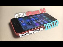 iS The iPhone 5c Worth Buying iN 2017