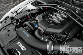 2014 Ford Mustang GT Modern Muscle Engine Bay