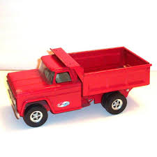 Vintage Structo Red Hydraulic Dump Truck - 1966 From ... 1950s Structo Hydraulic Toy Dump Truck Vintage Nice Yellow Toy Truckgreen Trailer Yellow Steam Shovel Farms Cattle Hauler Steel Trailer Light 992 Vintage Grnuploweredga Structo Toys Freight Hauler Truck Fire Engine Ardiafm Hap Moore Antiques Auctions Lot Of 2 Machinery Steam Shovel Pressed Steel Hydraulic Dumper 401 Red Cab Yellow Toys R Us Pressed
