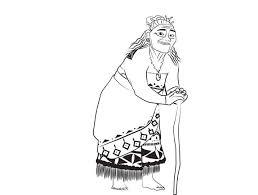 dessin pour imprimer coloriages gratuits à imprimer vaiana et