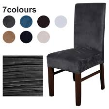 2019 Brand New Style Stretch Fox Pile Fabric Dining Room ... Metal Folding Chairs To Consider Getting And Using Amazoncom Simple White Stool 3 Step Portable Snowman Santa Claus Cap Chair Cover Christmas Dinner Table Cement Argos Asda Umbrella Square Woode Decoration Covers How To Renovate An Old 11 Diys Shelterness Ideas About Arrow Toilet Seat Frankydiablos Diy Sew Unique Diy Polyester Round Foldable Laptop Tablecomputer Deskmultipurpose Bed Lazy Table Desk Us 394 16 Offmini Chalkboard With Wooden Easel Suit For Marker Chalk Perfect Wedding Party Daily Home Decorationin