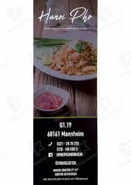 hanoi pho restaurant mannheim q1 19 restaurantbewertungen