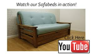 Kebo Futon Sofa Bed Youtube by Sofa Beds Futons Roselawnlutheran