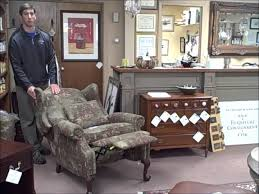 Bradington Young Sofa Construction by Bradington Young Recliner Deal Of The Week 11 4 11 Youtube