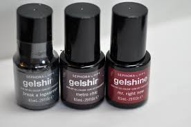 Opi Uv Lamp Instructions by Sephora By Opi Gelshine At Home Gel Colour System Review The