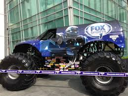 Image - Fox Sports 1 Cleatus 3.jpg | Monster Trucks Wiki | FANDOM ...