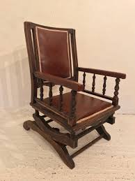 American Rocking Chair C.1900 - LA136991 | LoveAntiques.com Traditional Wooden Rocking Chair White Palm Harbor Wicker Rocking Chair Pong Rockingchair Oak Veneer Hillared Anthracite Ikea Royal Oak Rover Buy Ivy Terrace Classics Mahogany Patio Rocker Vintage With Pressed Back Jack Post Childrens Childs Antique Chairs Mission Armchair Tiger Styles In Huntly Aberdeenshire Gumtree Solid Rocking Chair