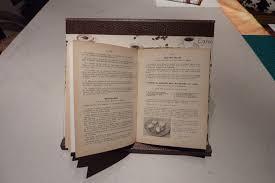 vieux livre de cuisine après midi cartonnage le de chantalou