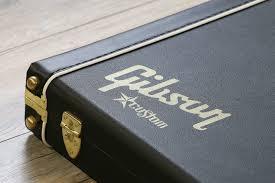 100 Gibson Custom Homes Shop Explorer Guitar Case