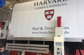 Side Guard Installation Underway On Harvard's Large Trucks – Harvard ...