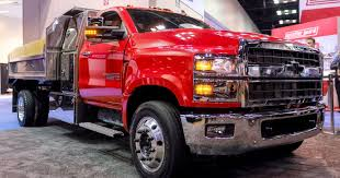 100 Chevy Trucks For Sale In Indiana Biggest Silverado Ever Debuts At Work Truck Show