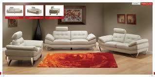 Dallas Sofa set By Nicoletti