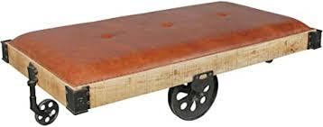 wohnling tisch auf rädern wl5 560 186 x 50 x 101 cm