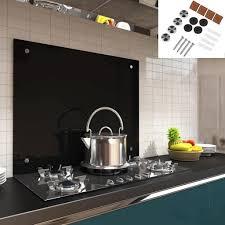 100x60cm glas küchenrückwand spritzschutz esg fliesenspiegel küche wandschutz