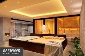 hochklassige bad architektur bad design vom designer für