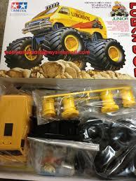 100 Monster Truck Lunch Box Tamiya 17003 132 New Motorized Wild Mini 4WD Series No3 LUNCH BOX Jr