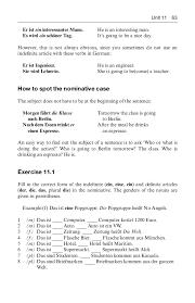 si e lib ation basic german a grammar and workbook