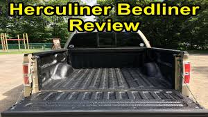 Herculiner Bedliner Review - YouTube Bedliner Reviews Which Is The Best For You Dualliner Custom Fit Truck Bed Liner System Aftermarket Under Rail Vs Over New Car And Specs 2019 20 52018 F150 Bedrug Complete 55 Ft Brq15sck Speedliner Series With Fend Flare Arches Done In Rustoleum Great Finish Land Liners Mats Free Shipping Just For Kicks The Tishredding 15 Silverado Street Trucks Christmas Vortex Sprayliners Spray On To Weathertech Techliner Black 36912 1519 W