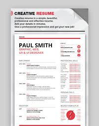 25 Top Visual (CV) Resume Templates For The Best Creative & Artist ... 2019 Free Resume Templates You Can Download Quickly Novorsum Modern Template Zoey Career Reload 20 Cv A Professional Curriculum Vitae In Minutes Rezi Ats Optimized 30 Examples View By Industry Job Title Best Resume Mplates That Will Showcase Your Skills Soda Pdf Blog For Microsoft Word Lirumes 017 Traditional Refined Cstruction Supervisor Jwritingscom Builder 36 Craftcv 5 Google Docs And How To Use Them The Muse