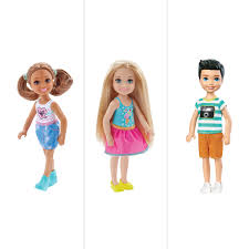 Barbie Club Chelsea Doll Assorted BIG W