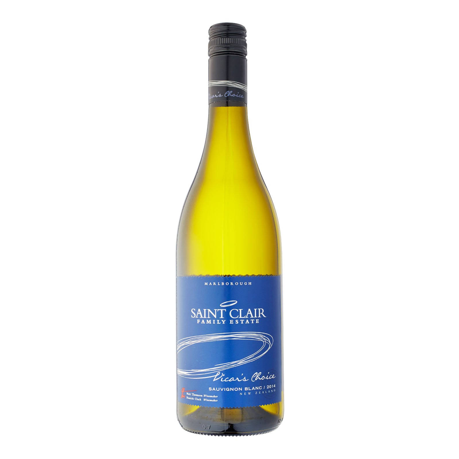 Saint Clair Family Estate Sauvignon Blanc Wine - New Zealand