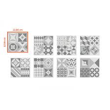 Smart Tiles Peel And Stick by Peel And Stick Tiles Vintage Gallo Patchwork Smart Tiles