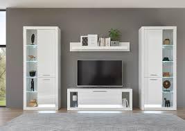 places of style wohnzimmer set meran 4 tlg im modernen design