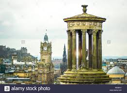 100 Edinburgh Architecture Traditional Scottish Buildings Houses