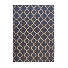 Royal Blue Bath Mat Set by Outdoor Rugs Rugs The Home Depot