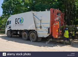 Waste Management Truck Stock Photos & Waste Management Truck Stock ...