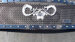 Sinister Goat Skull Custom Machined Airbrushed Logo Royalty Core ... Toronto Canada September 3 2012 The Front Grille Of A Ford Truck Grill Omero Home Deer Guard Semi Trucks Tirehousemokena Man Trucks Body Parts Radiator Grill Truck Accsories 01 02 03 04 05 06 New F F250 F350 Super Duty Man Radiator Assembly 816116050 Buy All Sizes Dead Bird Stuck In Dodge Truck Grill Flickr Photo Customize Your Car And Here With The Biggest Selection Guards Topperking Providing All Of Tampa Bay Bragan Specific Hand Polished Stainless Steel Spot Light Remington Edition Offroad 62017 Gmc Sierra 1500 Denali Grilles Grille Bumper For A 31979 Fseries Pickup Lmc