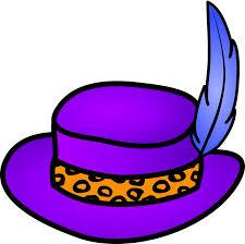 Pimp Hat Pimps Gangster Style Eccentric Fashion